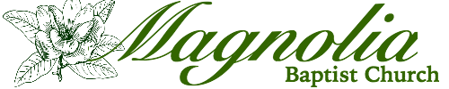 Magnolia Baptist Church Logo